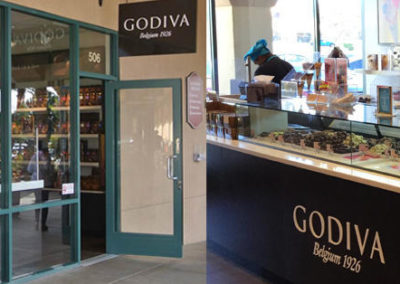 Godiva Chocolatier - Various Locations