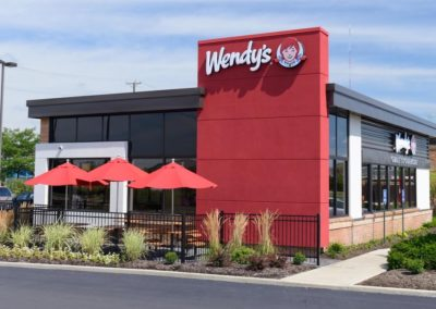Wendy's - Various Locations
